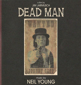 Neil Young - DEAD MAN SOUNDTRACK