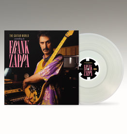 Frank Zappa - The Guitar World According To Frank Zappa [LP] (180 Gram, Clear Vinyl, first time on vinyl, limited to 4000, indie exclusive)