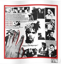 XXXtentacion - XXXtentacion Presents: Members Only, Vol. 3 [2LP] (White with Red and Black Splatter Vinyl, limited to 2000, indie exclusive)