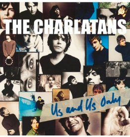 Charlatans, The - Us And Us Only [LP] (180 Gram, Transparent Vinyl, limited to 1000, indie exclusive)