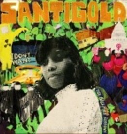 Santigold - I Don't Want: The Gold Fire Sessions [LP] (Black & Gold Splatter Vinyl, limited to 4000, indie exclusive)