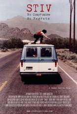 Stiv Bators - Stiv: No Compromise No Regrets (Soundtrack) [LP] (Red Vinyl, limited to 1000, indie exclusive)