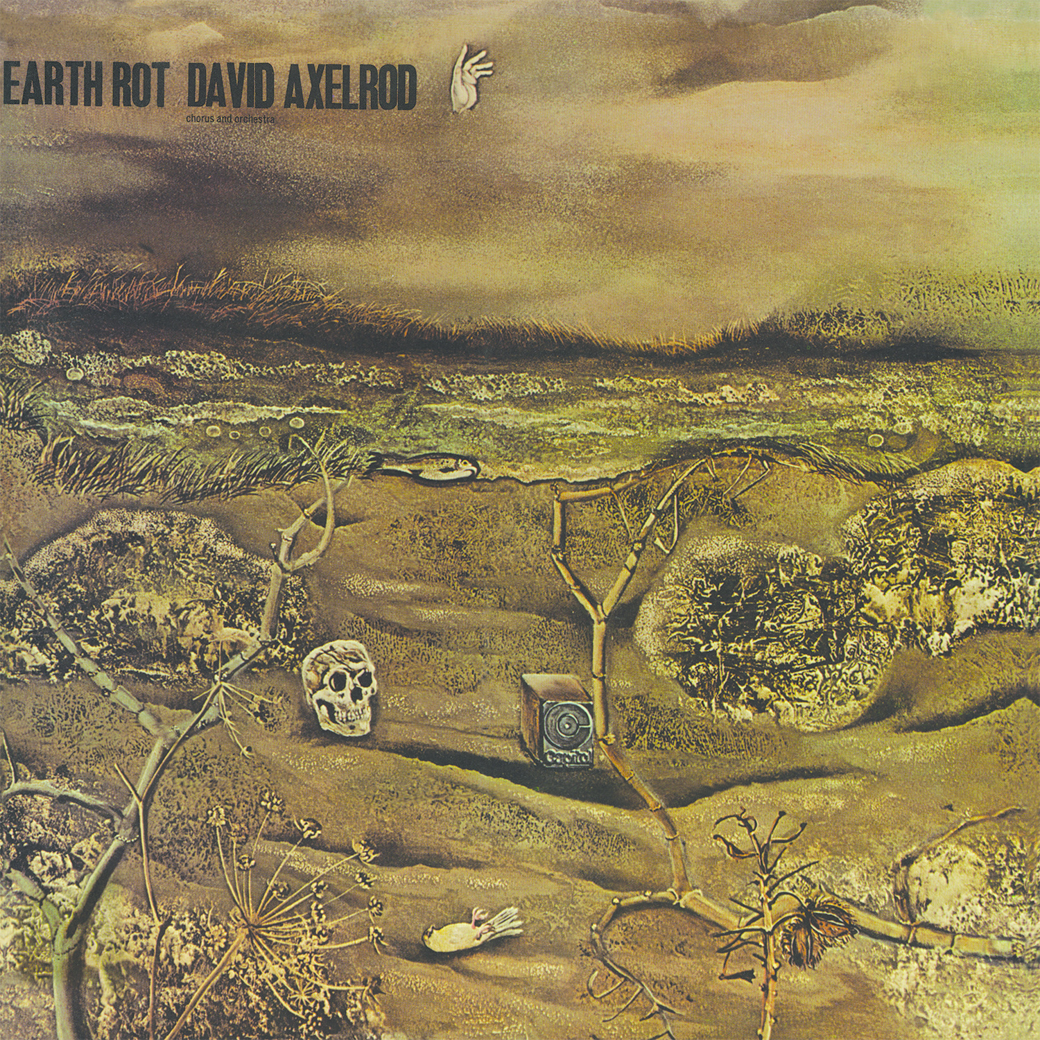 David Axelrod - Earth Rot [2LP] (gatefold, 28-pg booklet, never before released instrumentals, limited to 3000, indie-retail exclusive)