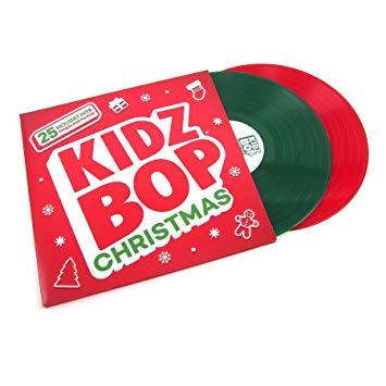 Kidz Bop Kids - Kidz Bop Christmas [2LP] (Green/Red Vinyl, limited to 5000, indie-retail exclusive)
