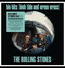 Rolling Stones, The - Big Hits (High Tide And Green Grass) (UK) [LP] (180 Gram, Green Vinyl, full-color photo insert, limited to 7000, indie exclusive)