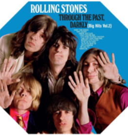 Rolling Stones, The - Through The Past, Darkly (Big Hits Vol. 2) (UK) [LP] (180 Gram, Orange Vinyl, octogon gatefold, limited to 7000, indie exclusive)