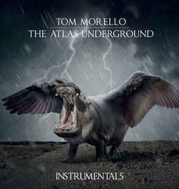 Tom Morello - The Atlas Underground Instrumentals [2LP] (booklet of guitar tabs, hand-numbered/limited to 2000, indie-retail exclusive)