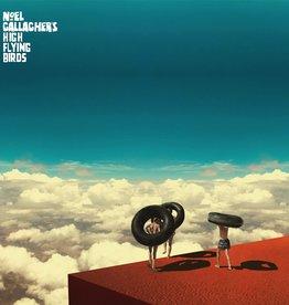 Noel Gallagher's High Flying Birds - Wait & Return [LP] (Teal Vinyl, limited to 2500, indie exclusive)