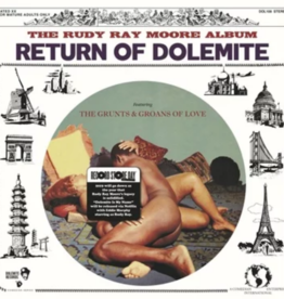 Rudy Ray Moore - Return Of Dolemite: Superstar [LP] (limited to 1500, indie exclusive)