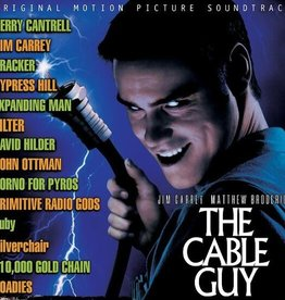 Various Artsts - The Cable Guy (Soundtrack, indie exclusive) [2LP] (''Colored TV'' Splatter Vinyl, first time on vinyl, limited, indie exclusive)