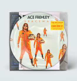 Ace Frehley - Spaceman [LP] (Picture Disc, download, poster, limited to 3000, indie exclusive)