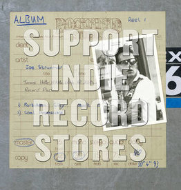 Joe Strummer - The Rockfield Studio Tracks [12''] (180 Gram, artwork features an image of the original audio mastertape with a removable photo of Joe, limited to 3000, indie exclusive)