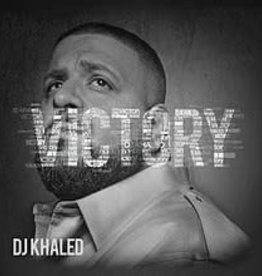 DJ Khaled - Victory [2LP] (Green Vinyl, download, first time on vinyl, limited to 2000, indie exclusive)