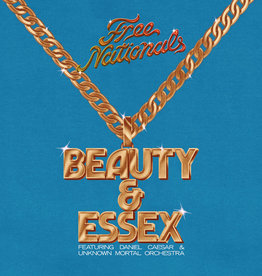 Free Nationals - Beauty & Essex [12''] (limited to 2500, indie exclusive)