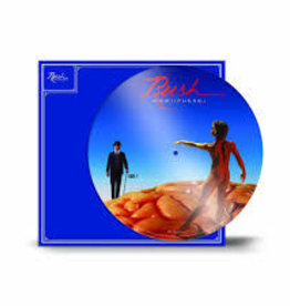 Rush - Hemispheres [LP] (Picture Disc, 40th Anniversary, limited to 5000, indie exclusive)