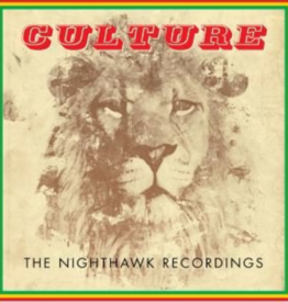 Culture - The Nighthawk Recordings [LP] (Translucent Red, Yellow OR Green Vinyl, limited to 1700, indie exclusive)