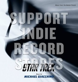 Michael Giacchino - Star Trek Beyond (Soundtrack) [LP] (first time on vinyl, limited to 2000, indie exclusive)