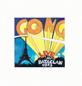 Gong - Live 1973 Bataclan (France) [2LP] (Colored Vinyl, limited to 1200, indie advance exclusive)