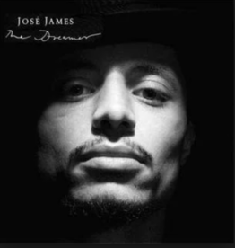 Jose James - The Dreamer (10th Anniversary Edition) [2LP] (180 Gram, bonus tracks, limited to 1000, indie exclusive)