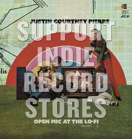 Justin Courtney Pierre (frontman of Motion City Soundtrack) - Open Mic At The Lo-Fi Vol. 1 [LP] (B-side etching, limited to 1000, indie exclusive)