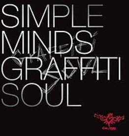 Simple Minds - Graffiti Soul + Searching For The Lost Boys [2LP] (180 Gram, Yellow & Blue Vinyl, gatefold, limited to 2000, indie advance exclusive)