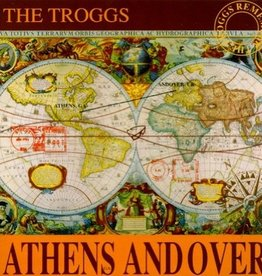 Troggs, The - Athens Andover [LP] (180 Gram, limited to 500, indie exclusive)