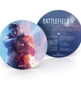 Johan Soderqvist & Patrik Andren - Battlefield V (Soundtrack) [LP] (Picture Disc, limited to 1000, indie exclusive)