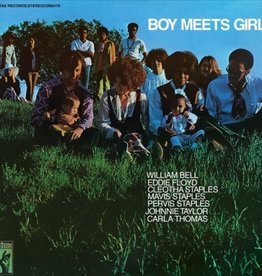 Various Artists - Boy Meets Girl: Classic Stax Duets [2LP] (limited to 1250, indie exclusive)