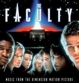 Various Artsts - The Faculty (Soundtrack, indie exclusive) [LP] (20th Anniversary, ''Scat & Alien Blood'' Splatter Vinyl , first time on vinyl, limited, indie exclusive)