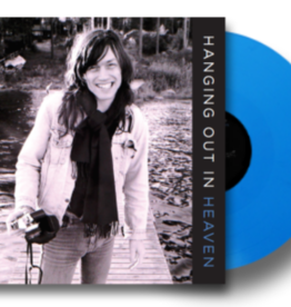Marty Willson-Piper - Hanging Out In Heaven [LP] (Blue Vinyl, limited to 1000, indie exclusive)