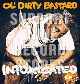 Ol' Dirty Bastard - Intoxicated [LP] ('Wu-Tang' Yellow Vinyl, download, limited to 2700, indie exclusive)