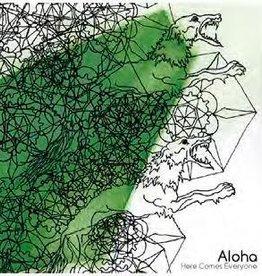 Aloha - Here Comes Everyone (Green Vinyl)