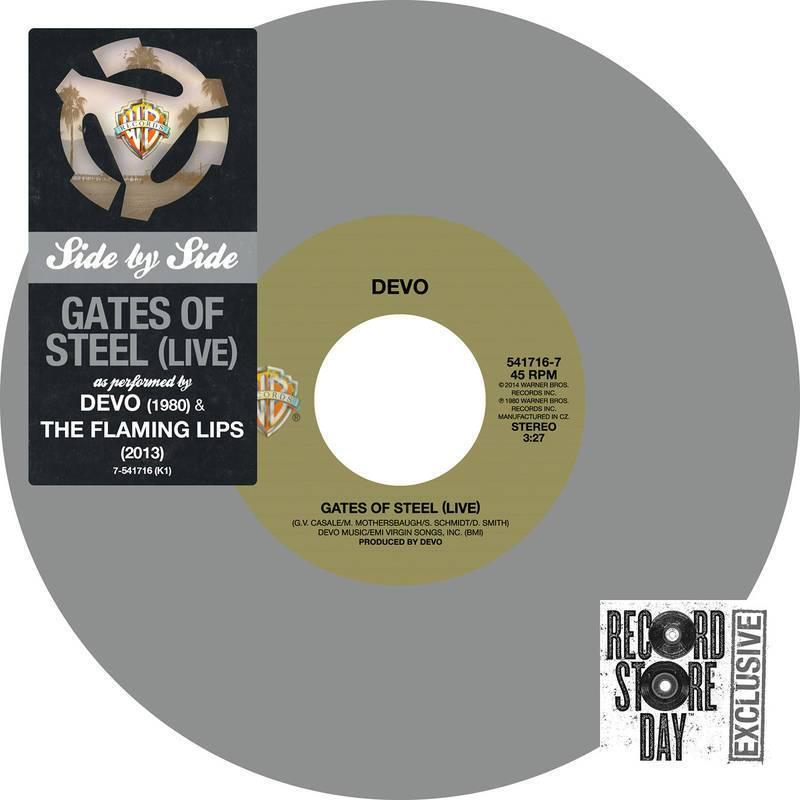 Flaming Lips + Devo - Gates (RSD)