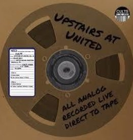 Cults - Upstairs at United, Vol. 10 [EP] (Record Store Day indie-exclusive)