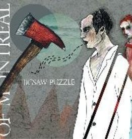 of Montreal - Jigsaw Puzzle / Triumph Of Disintegration (alternate version) [7''] (Light Green Vinyl, download, limited to 1500, indie-exclusive) (Record Store Day)