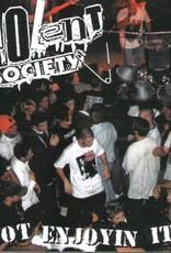 Violent Society - Not Enjoyin It (CD)