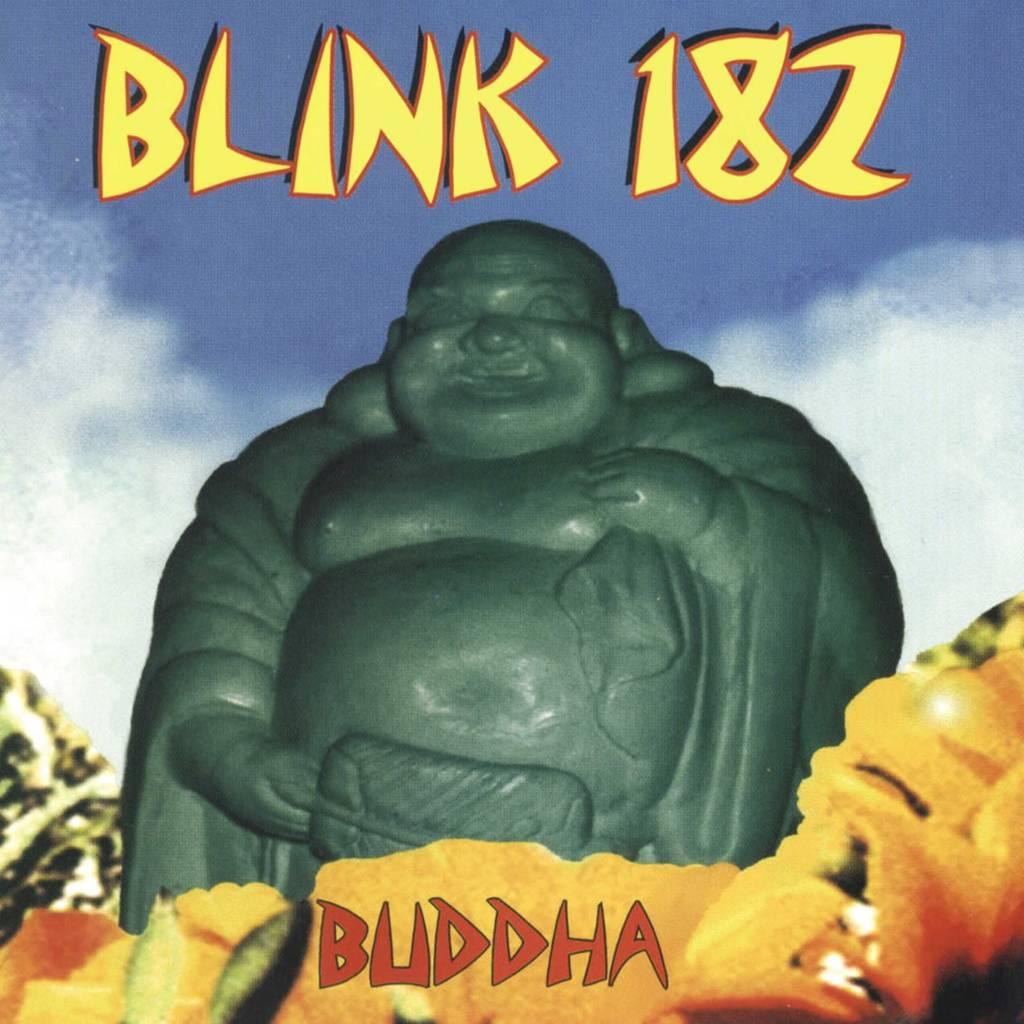 Blink 182 - Buddha (Pink Vinyl)