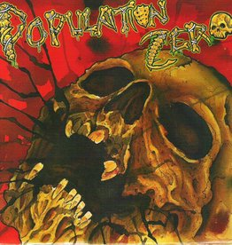 Creep Records Population Zero - Ludlow (7in)