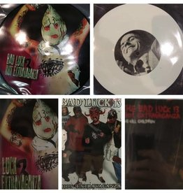 "Creep Records Bad Luck 13 PACKAGE (DVD, Picture Disc, 7"" AND both CDs)"