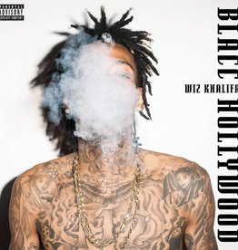 Wiz Khalifa - Blacc Hollywood (2LP Black & White Split Vinyl w/Digital Download)