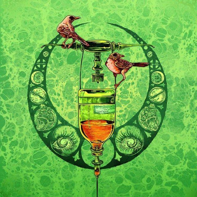 Acacia Strain - Coma Witch (2-LP colored vinyl, includes CD of full album)