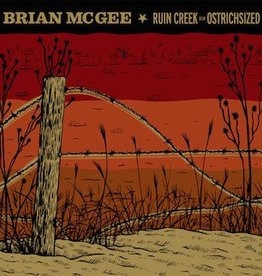 Brian McGee - Ruin Creek b/w Ostrichsized 7""