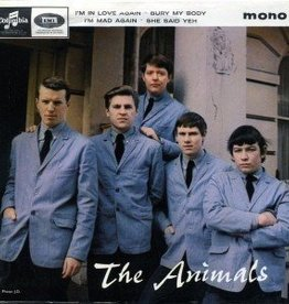 Animals, The - The Animals No. 2 (50th Anniversary) [10'' EP] (45RPM, first time available in the U.S., limited indie-exclusive)