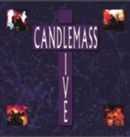 Candlemass - Live [2LP] (180 Gram, gatefold, limited to 1000, indie-exclusive)