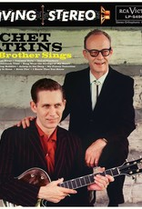 Chet Atkins - My Brother Sings [LP] (180 Gram, lost LP finally on vinyl, limited to 2000, indie-exclusive)