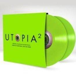 Cristobal Tapia De Veer - Utopia 2 (Soundtrack) [2LP] (Green Vinyl, gatefold, bonus tracks, download, indie-retail exclusive)