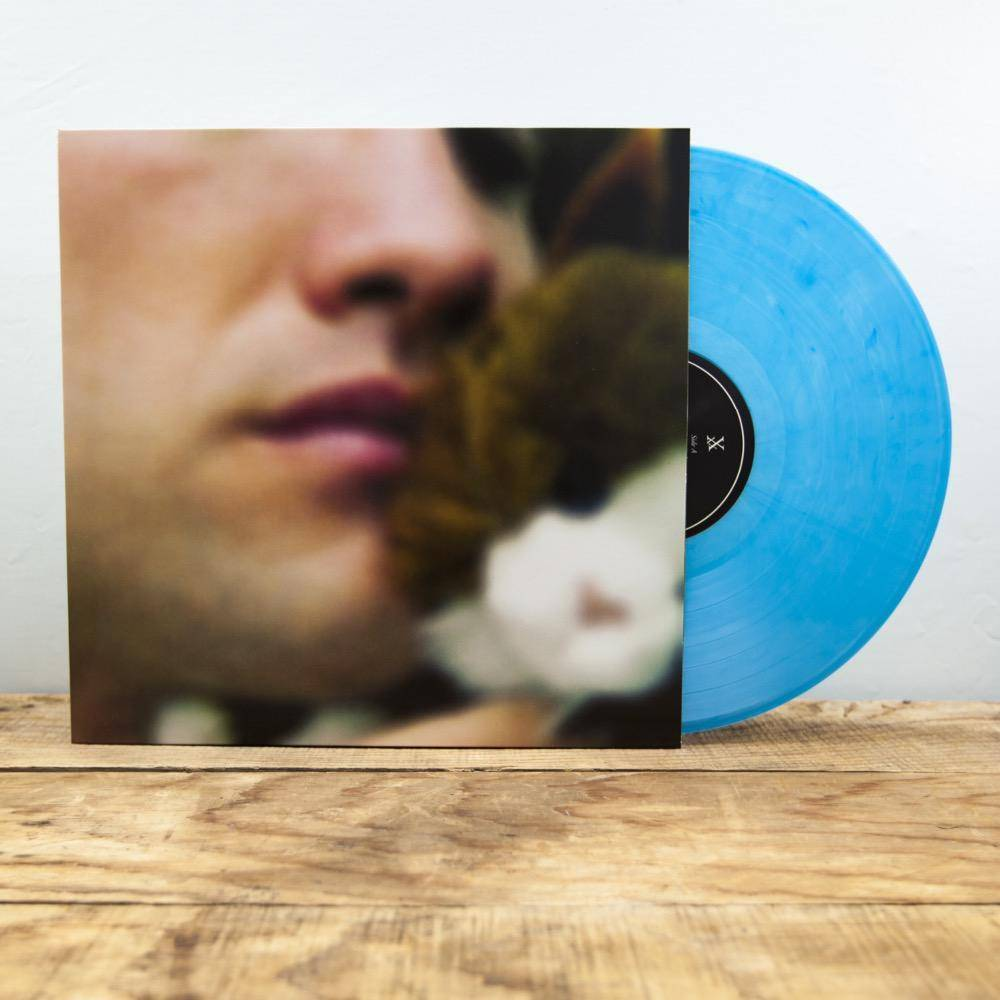 Xiu Xiu - Fabulous Muscles [LP] (180 Gram, Reflex Blue Vinyl, gatefold, download, limited to 1500, indie-retail exclusive)