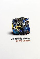Guided By Voices - Do The Collapse [LP] (Clear Orange Vinyl, limited)