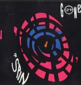 24 Gone - The Spin [LP] (gatefold, first time on vinyl, liited to 400, indie-retail exclusive)