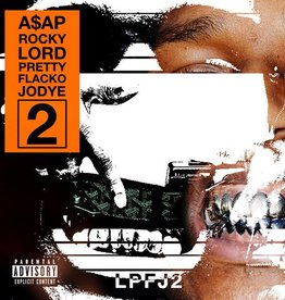 A$AP Rocky - LPFJ2/Multiply [7''] (White Vinyl, limited to 2850, indie-retail exclusive)